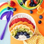 Rainbow Porridge